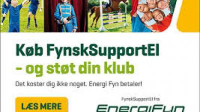 support energi